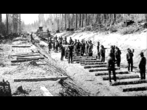 """Hands Held High"" by Linkin Park - A cover about the Canadian Pacific Railway"