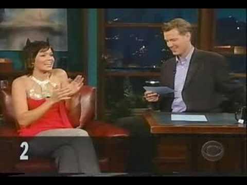 Mandy Moore on Craig Kilborn Interview