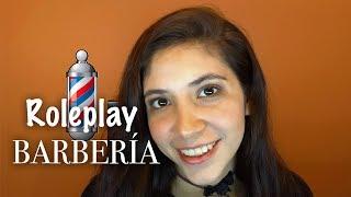 ASMR En Español - Corte De Barba (Roleplay)