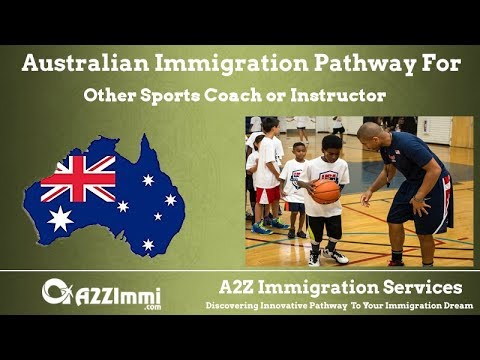 Australia Immigration Pathway for Other Sports Coach or Instructor (ANZSCO Code: 452317)