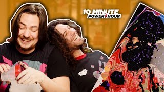 Download How to ACRYLIC POUR - Ten Minute Power Hour Mp3 and Videos