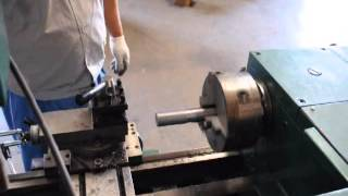 bolton tools at320 12 x 30 gear head combo lathe mill drill with cooling system