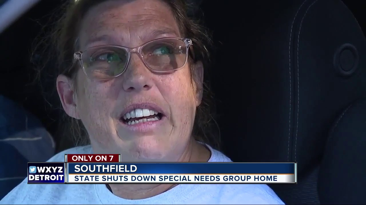 State shuts down special needs group home