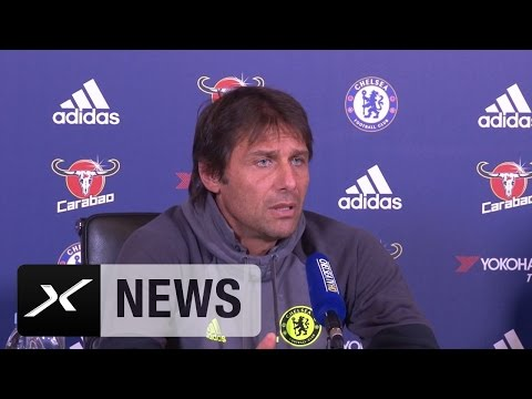 "Wayne Rooney? Antonio Conte: ""Normal, dass man feiern will"" 