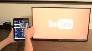 LG remote control app MyURemote