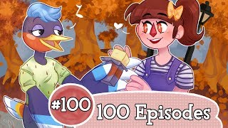 Let's Play: Animal Crossing New Leaf Welcome Amiibo (Ep. 100)