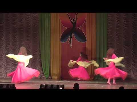 Классический Белли Денс Образцовый театр восточного танца Малакни Город Вязьма