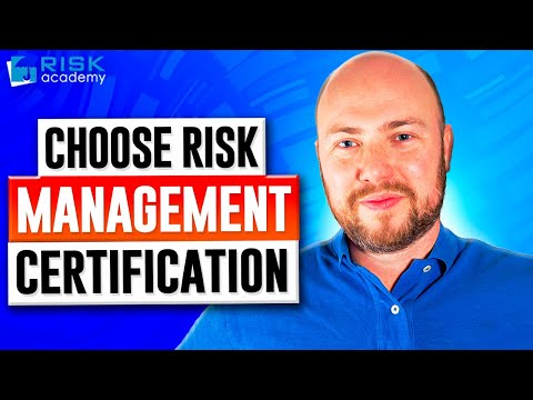 45. Which Risk Management Certification To Choose? - Alex Sidorenko