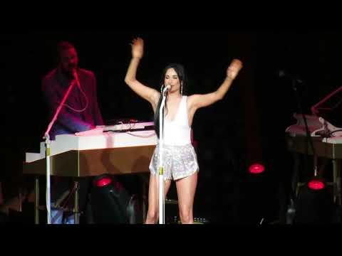 Kacey Musgraves - Velvet Elvis - Key Arena - Seattle, WA