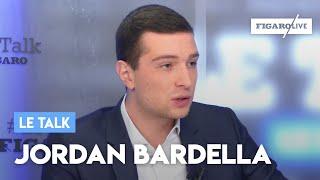 Le Talk de Jordan Bardella: «On tend la main à toute une partie de l'électorat LR»