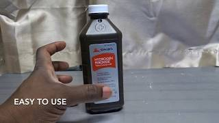 ✅  How To Use Swan Hydrogen Peroxide Review