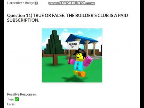 The Ultimate Roblox Quiz Answers Quiz Diva Answers Youtube
