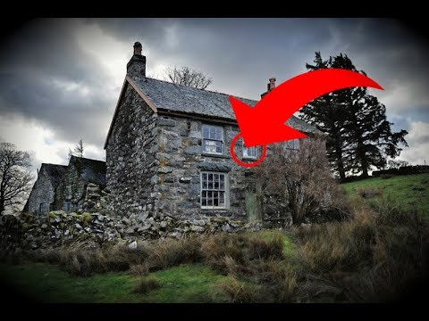 HAUNTED CLOUD HOUSE IN THE MOUNTAINS PARANORMAL INVESTIGATION
