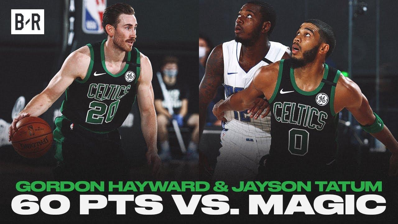 Gordon Hayward And Jayson Tatum Carry Celtics Over Magic