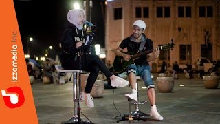 Banyu Langit - Didi Kempot | Ziee & Tofan Live Cover ( Titik Nol Kilometer, Jogja )