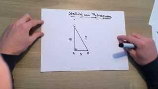 Eerste stappen Pythagoras