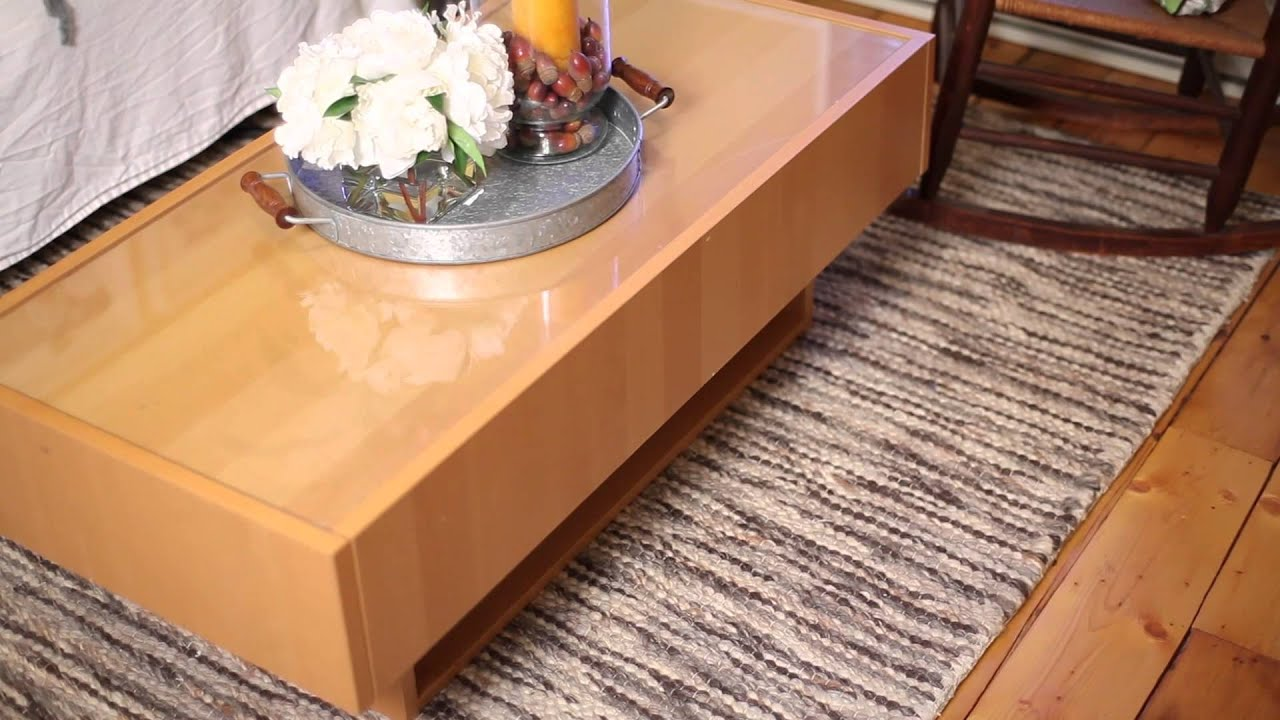 area rugs that are appropriate to use with hardwood floors design ingredients youtube. Black Bedroom Furniture Sets. Home Design Ideas