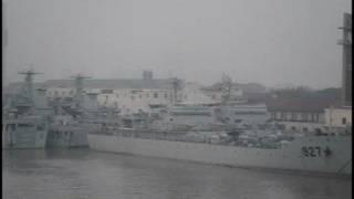 【中国海軍】揚陸艦玉亭型(PLAN LST Yuting-class Type 072-Ⅱ)