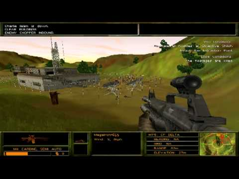 Delta Force 2 PC Mission Sudden Impact |