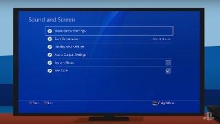 IMPORTANTE | Sony te explica cómo obtener mejor imagen en la TV con PS4 Pro !!!