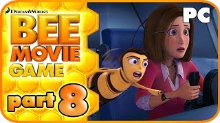 Bee Movie Game Walkthrough Part 8 (PC, PS2, X360) No Commentary