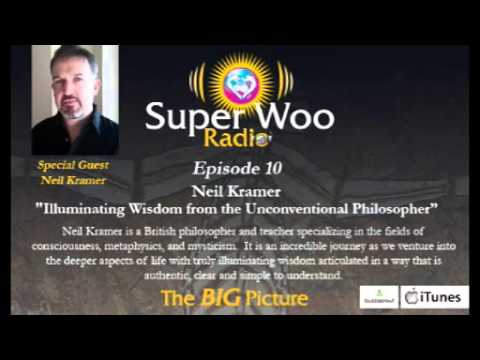 "Ep 10 Neil Kramer ""Illuminating Wisdom From the Unconventional Philosopher"""