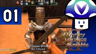 [Vinesauce] Vinny - Pirates, Vikings, & Knights II (part 1)