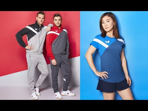 New 2018! Butterfly YAO Clothing Range!