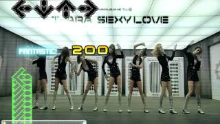 [Step Mania] [DL] Sexy Love - T-ara