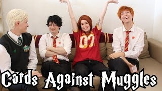 CARDS AGAINST MUGGLES