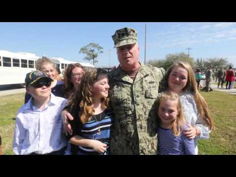Gulfport Seabees return from deployment