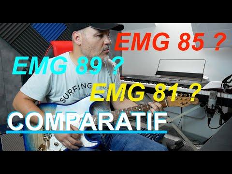 TEST EMG 81 / 85 / 89