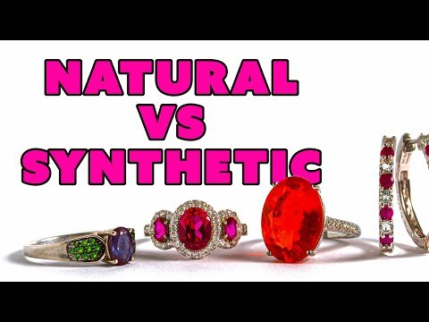 Identifying NATURAL Vs LAB Created Stones