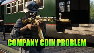 The Company Coin Problem - Battlefield 5