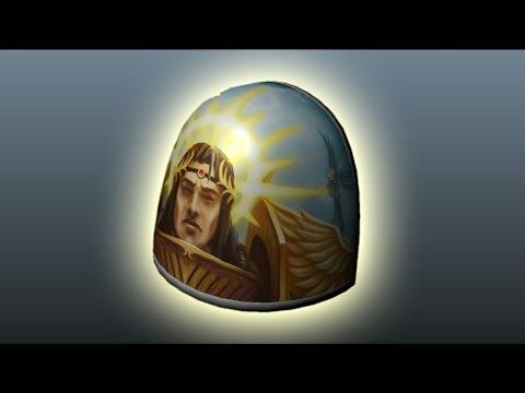 Eternal Crusade: Emperor Pauldron Reaction