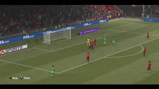 FIFA 21 Career St Etienne 3season France 17tour AS Saint Etienne Stade Rennais