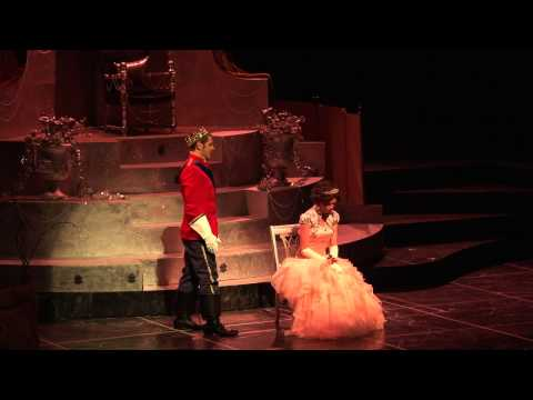 Cindrillon (Cinderella) Opera at Colorado State University 3-30-14
