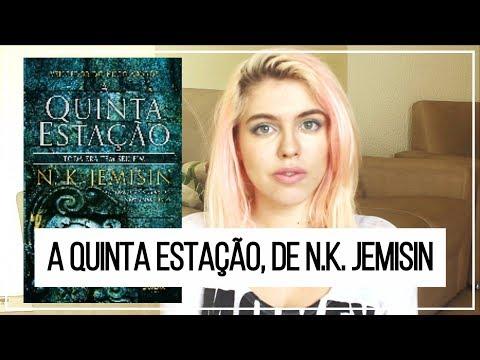 A Quinta Estação, de N. K. Jemisin: Novo Clássico da Fantasia? | RAPOSISSES