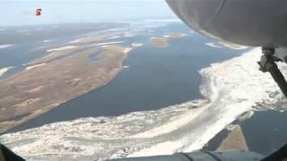 В ряде районов Якутии МЧС находится в режиме повышенной готовности из-за ситуации на реках