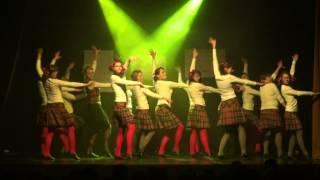 Kaleidoskop 2013 - vystoupení, které se nejmenuje Sexy školačky