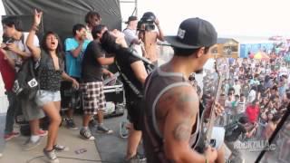 Fatal - Mutante en Rock en Conchan 2014
