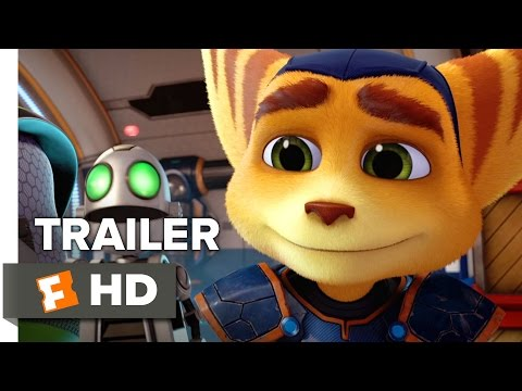 Ratchet & Clank Official Trailer