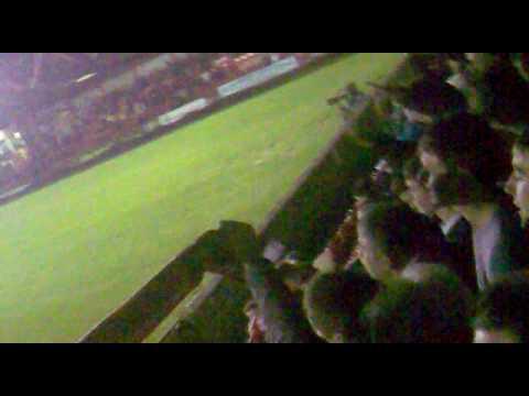 Stanley Ultras - Gillingham Home 19/01/2010 @MisterLMShort