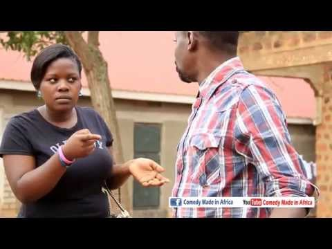 EXCUSE ME ARE U DEAD? -African Comedy