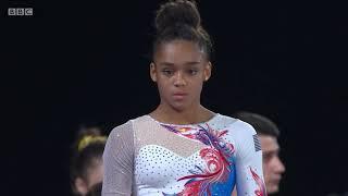 Championnat du monde de gymnastique artistique 2017 - Féminines