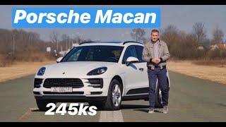 Najjeftiniji Porsche! -  Macan - Testirao Branimir Tomurad