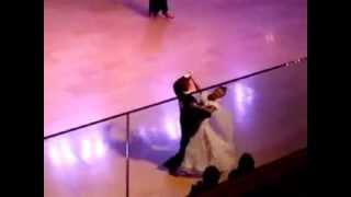 Magenta Tango Sequence Dance Blackpool Final.