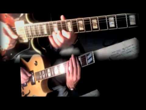 Falling Grace - Jazz guitar (Ibanez 2355, Gibson ES 175 copy)