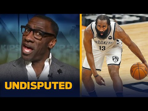 James Harden entered MVP convo w/ historic 30pt triple-double & no turnovers | NBA | UNDISPUTED