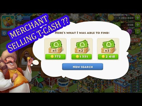 TOWNSHIP T-CASH TRICK FROM MERCHANT !!!!